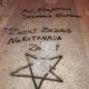 Вознемирувачкo фото: Сатанистички симболи и искасапено маче среде улица во Драчево