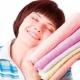 Едноставен трик пешкири да мирисаат и по перењето