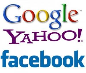 Facebook-Google-Yahoo
