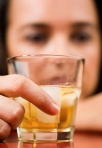 Woman Drinking1