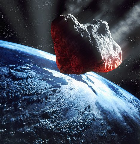 Asteroid headed for Earth