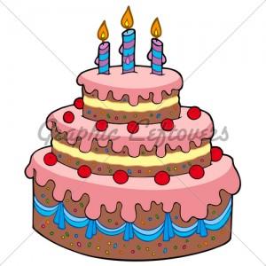 birthday cake cartoon-2