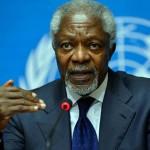 Кофи Анан ќе биде пограбан на 13 септември
