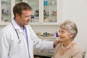 doktor pacient