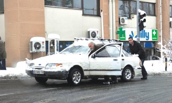 kola zima