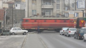 pruga voz