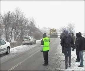 sneg pat policija