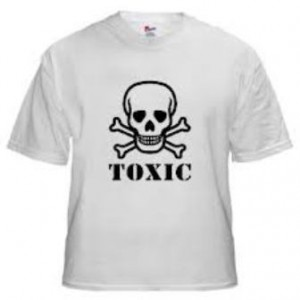 toxic clothing