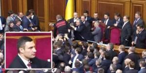 ukraina parlament