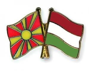 ungarija makedonija