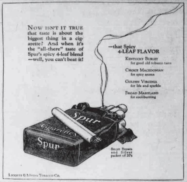 Spur-Cigarettes