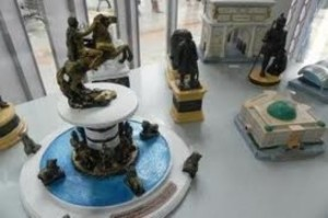 aleksandar statuetka