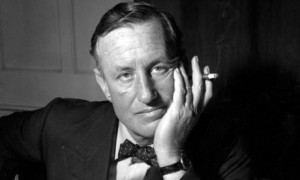 ian fleming smoking