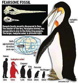 pingvin praistoriski