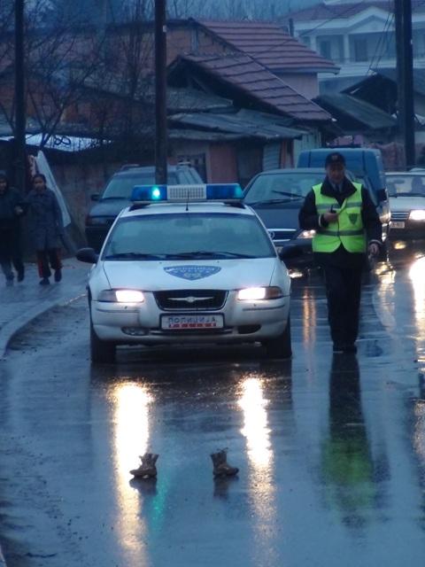 policija soobrakjajka