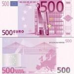 Банкнотата од 500 евра заминува во историјата