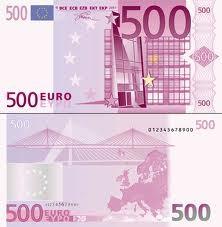 500 evra