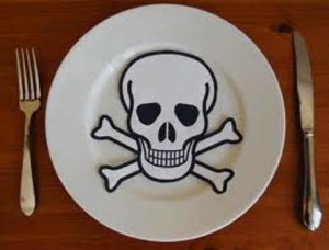 hrana otrov
