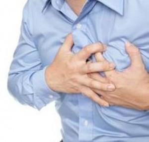srcev udar