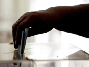 izbori glasanje