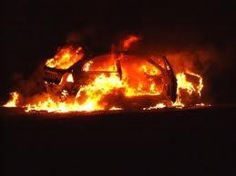 zapalena kola