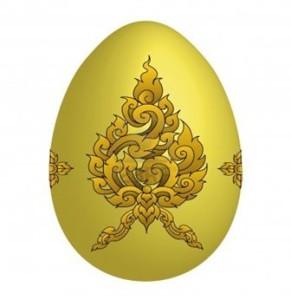 9098074-thai-designs-on-easter-eggs