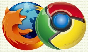 Browsers firefox - chrome