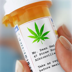 Marijuana-Bottle