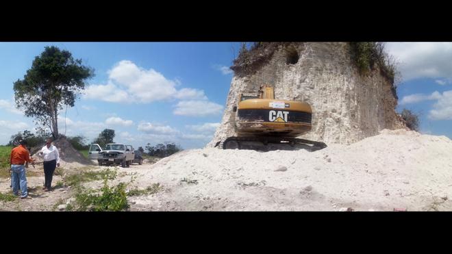belize temple destroyed 2