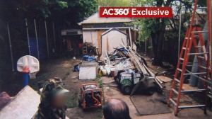 Ariel Castro's Backyard