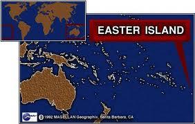 mapa velig ostrov