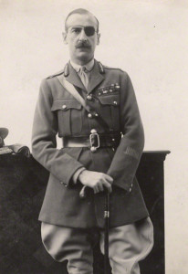 NPG x45273; Sir Adrian Carton de Wiart by Henry Walter ('H. Walter') Barnett