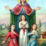 Денеска е голем празник, Свети маченички Вера, Надеж, Љубов и мајка им Софија
