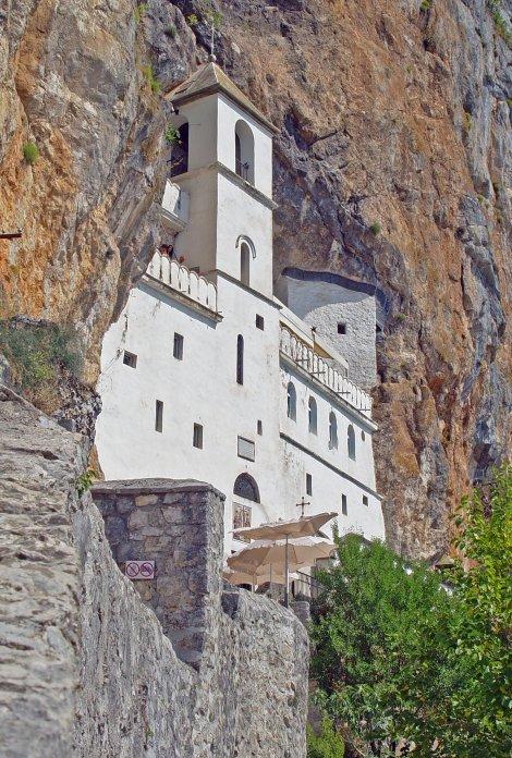 manastir ostrogon