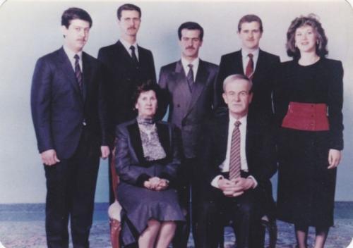 asad familija
