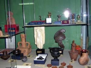 artefakti muzej