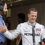 Состојбата на Шумахер: Ништо не зборува, седи во инвалидска количка и плаче