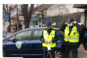 policija maski