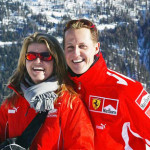 Шумахер се разбудил од кома и ја препознал сопругата