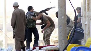 borci sirija