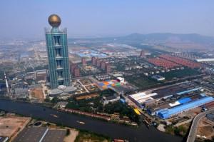 #CHINA-JIANGSU-HUAXI VILLAGE-SKYSCRAPER (CN)