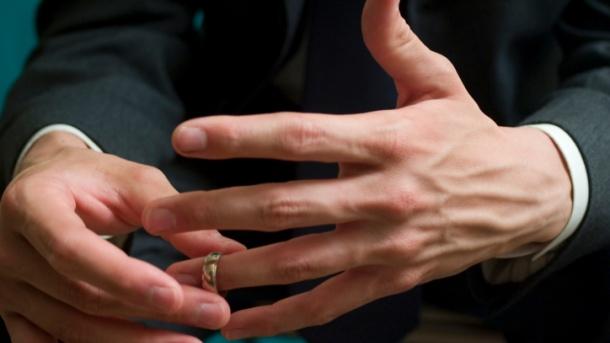 prsten brak