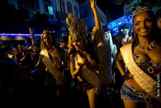 Zagrevanje pred karneval, foto 2