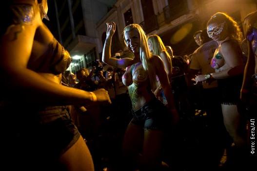 Zagrevanje za karneval, foto 1