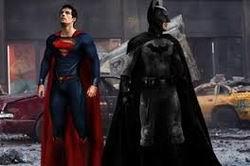 betmen supermen