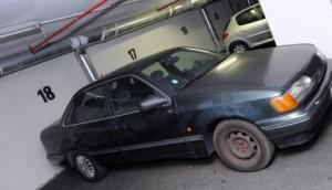 kola garaza