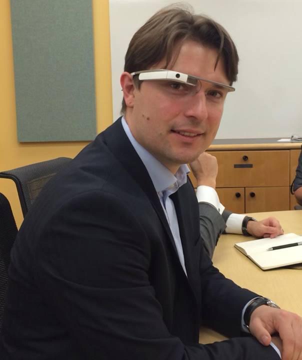 ivo ivanovski i google glass