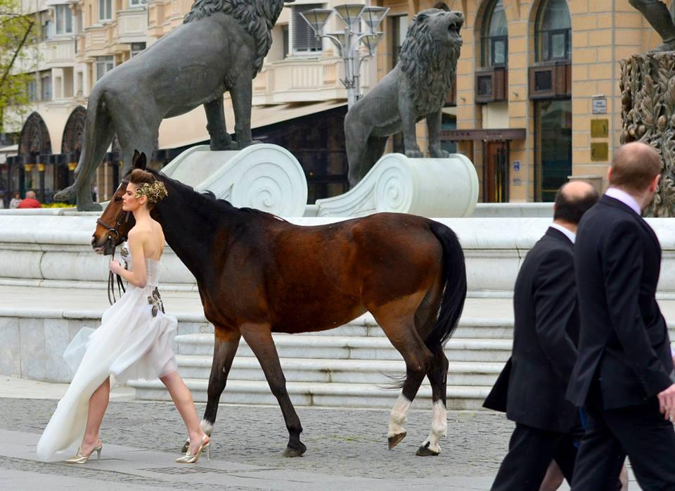 konj-nevesta