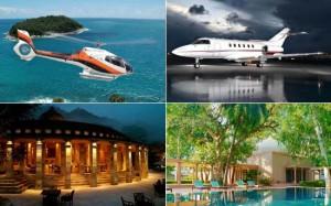 travel patuvanje luksuz