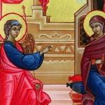 Денес е Благовец, денот на Богородица, денот на мајките